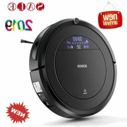 ICOCO Robotic Vacuum Cleaner with 4 Cleaning Modes Mop Floor