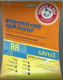 EUREKA RR Oder Arm & hammer Eliminating Vacuum Cleaner Bags