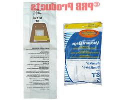 Sanitaire Eureka 63213A Style ST Tank Vacuum Cleaner Bags Ho