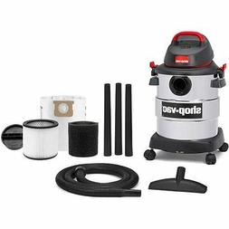 Shop Vac 6 Gallon 4.5 Peak Hp Wet Dry vacuum