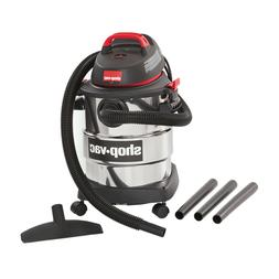 Shop-Vac 5986000 5-gallon Stainless Steel Wet Dry Vacuum Cle