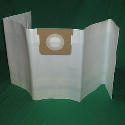 Shop Vacuum Type E, 5, 6, 8 Gallon Dry Vac Bags Replace GK-7