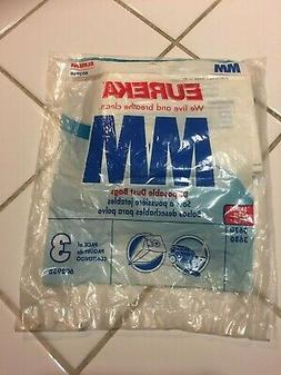 Eureka Style MM Vacuum Bags For Mighty Mite 3 Pack Genuine O