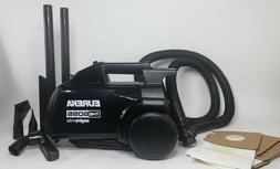 Eureka The Boss Mighty Might Canister Vacuum 3670 With Acces