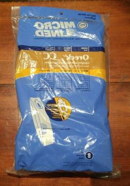 ORECK TYPE CC MICROLINED VACUUM CLEANER BAGS XL5 XL7 XL21 UP