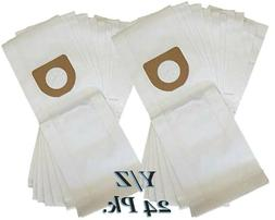 Hoover Type Y/Z Vacuum Bags 24pk Microfiltration 2 Ply Syste