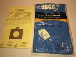 Ultra Care Vac Bags Kenmore Upright Vacuums Type C