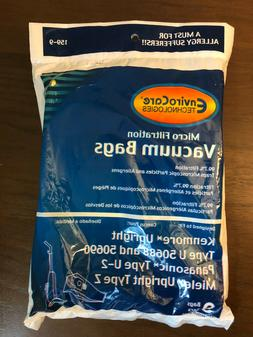 Kenmore Upright vacuum bags, belts and filter parts