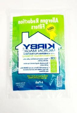 For KIRBY VACUUM BAGS:6 Sentria UNIVERSAL~ F Style MICRON MA