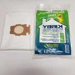6 Style F Premium HEPA Filtration Vacuum Bags Replacement fo