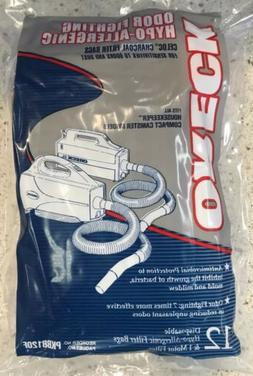 Oreck Vacuum Bags PkBb12of 12pk  fits Buster B and ORECK ha