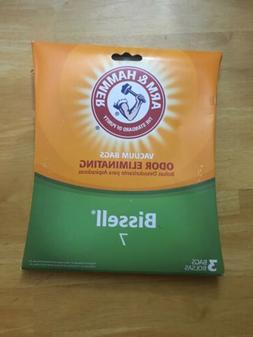 Bissell Vacuum Bags Style 7 Arm And Hammer Odor Eliminating