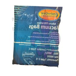 Kenmore C Vacuum Cleaner Bags for  5055, 50558, Q-50557 & Pa