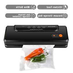 Obecome Vacuum Sealer,Multifunction Automatic Food Sealers V