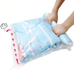 Vacuum Storage Bags Travel  Bags for Luggage Saving Space Cl