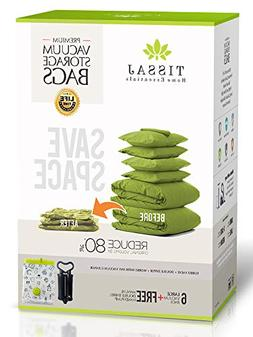 Travel Bags Compression Storage Space Savers - Extra Thick H