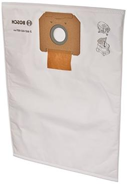 Bosch VB090F 5-Pack Fleece Filter Bag for use with VAC090 Du