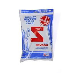 Hoover Type Z Upright Canister Vacuum 3 Bags # 4010100Z, 401